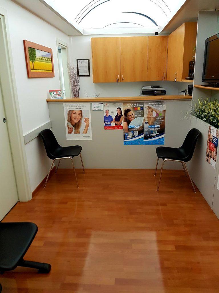 reception studio pagone